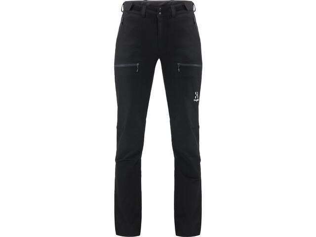 Haglöfs Breccia Pants Dame true black/magnetite